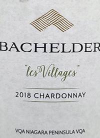 Bachelder Les Villages Chardonnaytext
