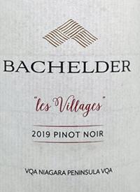 Bachelder Les Villages Pinot Noirtext