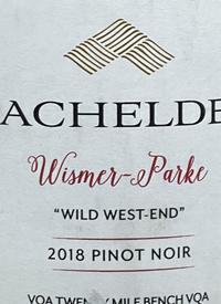 Bachelder Wismer Parke Wild West End Pinot Noirtext