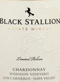 Black Stallion Limited Release Poseidon Vineyard Chardonnaytext
