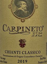 Carpineto Chianti Classicotext