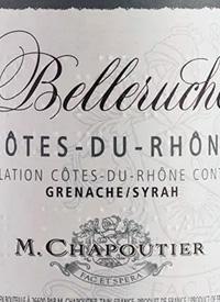 M. Chapoutier Belleruche Côtes du Rhône Rougetext