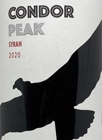 Condor Peak Syrahtext