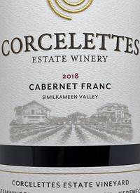 Corcelettes Cabernet Franc Corcelettes Estate Vineyardtext