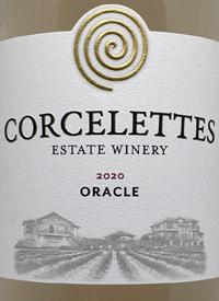 Corcelettes Oracle Rosétext