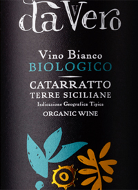 Da Vero Catarratto Vino Bianco Biologicotext