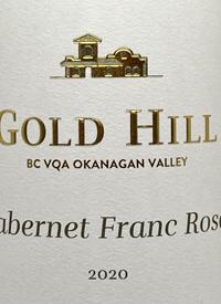 Gold Hill Cabernet Franc Rosétext