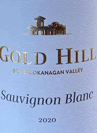Gold Hill Sauvignon Blanctext