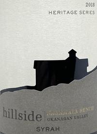 Hillside Heritage Series Syrahtext