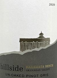 Hillside Un-oaked Pinot Gristext