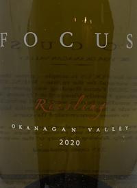 Intrigue Focus Rieslingtext