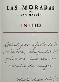 Las Moradas de San Martin Initiotext