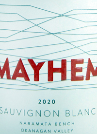 Mayhem Sauvignon Blanctext