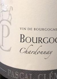 Pascal Clément Bourgogne Chardonnaytext