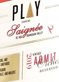 Play Saignéetext