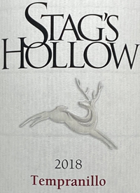 Stag's Hollow Tempranillotext