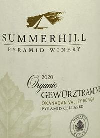 Summerhill Pyramid Winery Organic Gewürztraminertext