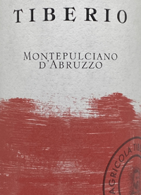 Tiberio  Montepulciano d'Abruzzotext