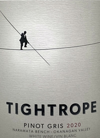 Tightrope Winery Pinot Gristext