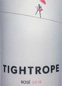 Tightrope Winery Rosétext