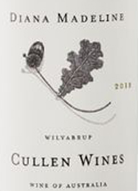 Cullen Wines Diana Madelinetext