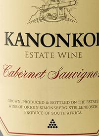 Kanonkop Estate Winetext