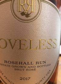 Rosehall Run Loveless Brut Rosétext