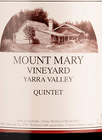 Mount Mary Quintettext