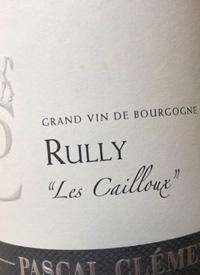 Pascal Clément Rully Les Caillouxtext