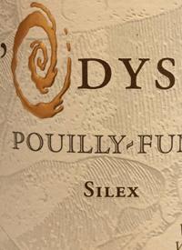 Serge Dagueneau et Filles Pouilly Fumé L'Odyssée Silextext