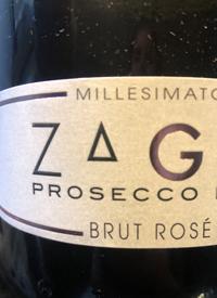 Zago Prosecco Brut Rosétext