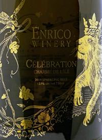 Enrico Winery Célébration Charme de L'Île Sparkling Rosétext