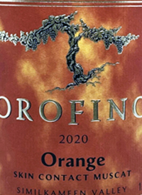 Orofino Orange Skin Contact Muscattext