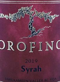 Orofino Syrahtext