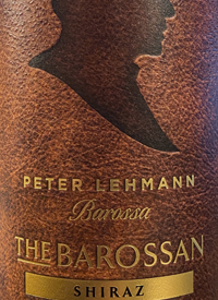 Peter Lehmann The Barossan Shiraztext