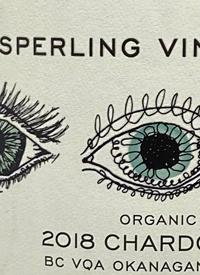 Sperling Vineyards Organic Chardonnaytext