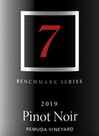 Township 7 Benchmark Series Pinot Noir Remuda Vineyardtext