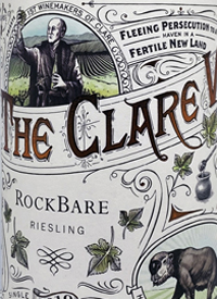 RockBare The Clare Valley Rieslingtext