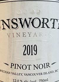 Unsworth Vineyards Pinot Noirtext