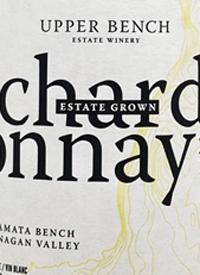 Upper Bench Chardonnay Estate Growntext