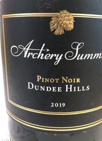 Archery Summit Dundee Hills Pinot Noirtext