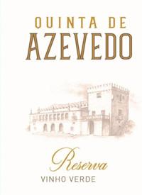 Quinta de Azevedo Reserva Vinho Verdetext