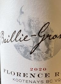 Baillie-Grohman Florence Rosétext