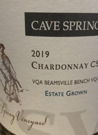 Cave Spring Chardonnay CSVtext