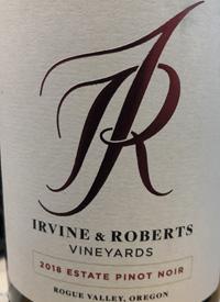 Irvine & Roberts Pinot Noirtext