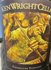 Ken Wright Cellars Guadalupe Vineyard Pinot Noirtext