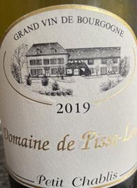 Domaine de Pisse-Loup Petit Chablistext