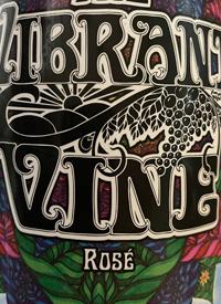 The Vibrant Vine Rosétext