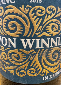 Von Winning Sauvignon Blanc Itext
