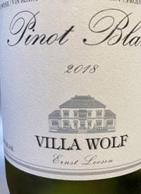 Villa Wolf Pinot Blanctext